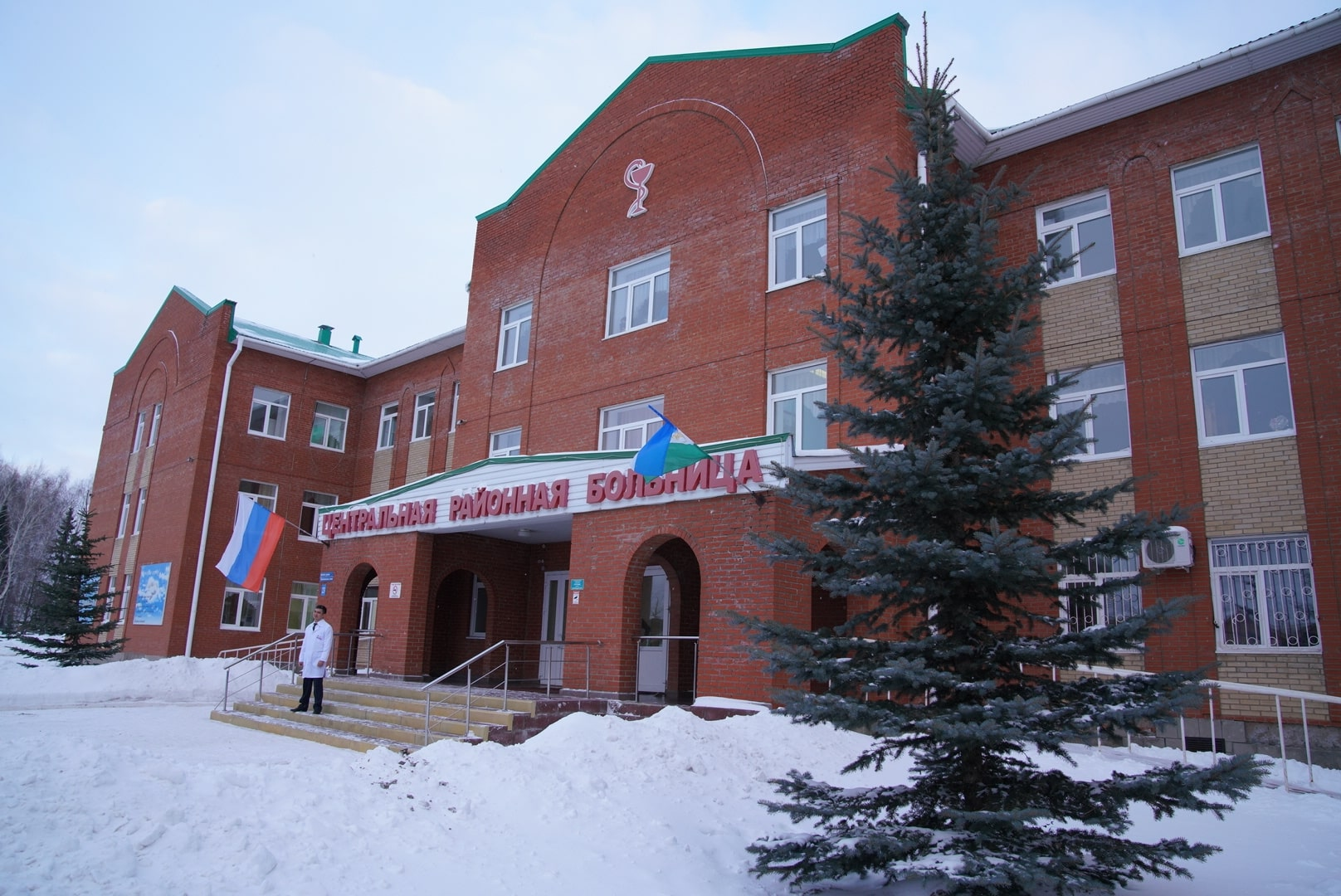 Радий Хабиров посетил Балтачевский район